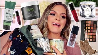 FALL ESSENTIALS YOU NEED! BEAUTY & LIFESTYLE   Casey Holmes