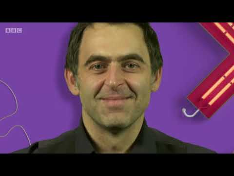 Ronnie O'Sullivan is a weirdo! High on Marijuana!Must See! Funniest Interview Ever! UK Championship