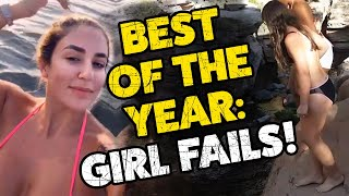 Best of the Year: Girl Fails! | The Best Fails 2019 | Hilarious Videos