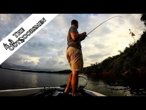 Weekly Thursday Evening Bass Fishing Tournament On The Ohio RIver 6/21/18 - The Outdoorsmen