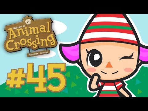 Let's Play Animal Crossing - #45 Bees A Buzz