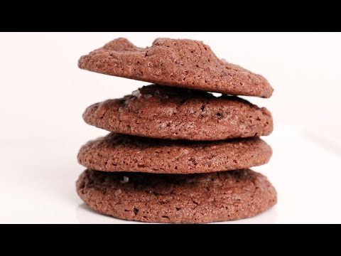 Chocolate Chunk Cake Batter Cookies | Episode 1045
