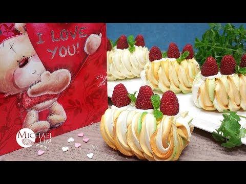 Meringue Belmerlion - Happy Valentine's Day