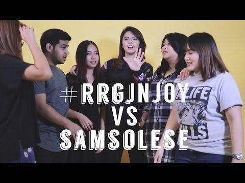 Rani Ramadhany & Gloria Jessica VS Samsolese