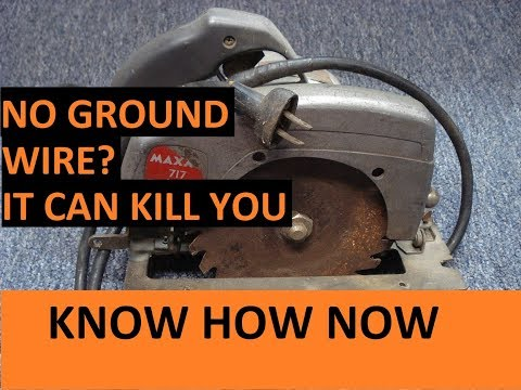 Why Do I Need a Ground Wire ?