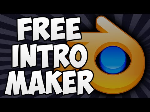 How To Make An EPIC Intro With Blender For Free! FAST & EASY (2016)