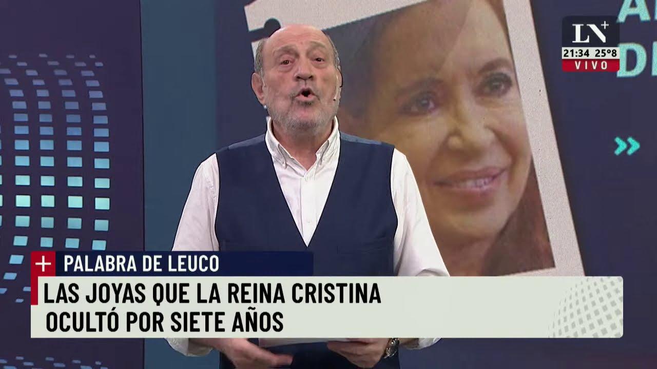 Las joyas que la reina Cristina ocultó por siete años - El editorial de Alfredo Leuco