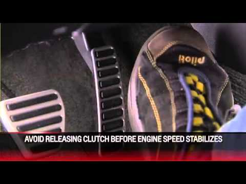 Launch Control and Manual Transmission Camaro ZL1 Chevrolet