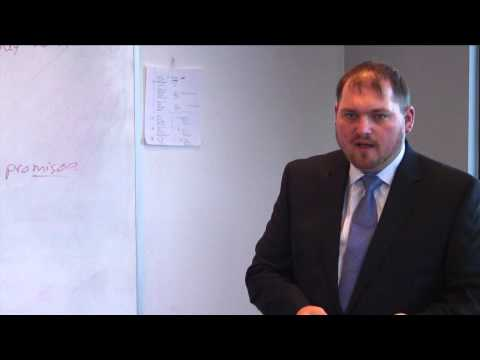 Sales Meeting - Closing Through Visual Information