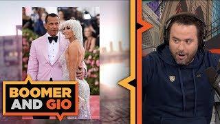 J.Lo and A-Rod KILL IT At Met Gala   Boomer & Gio