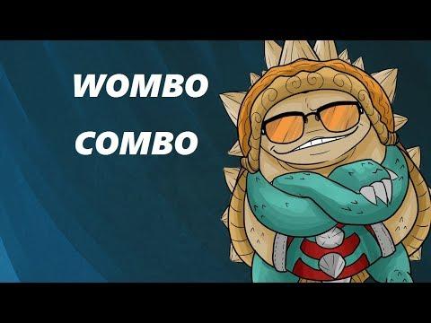 RAMMUS WOMBO COMBO