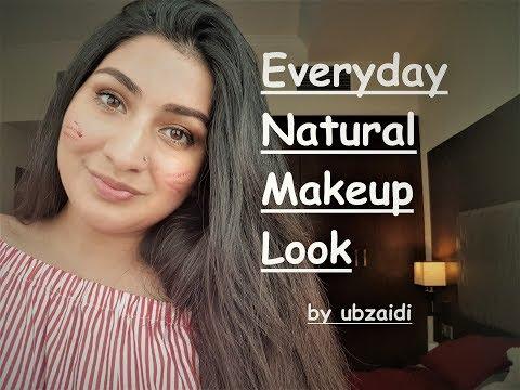 Everyday Natural Makeup Look, No Contour No Highlighter Zero Makeup Look!!!