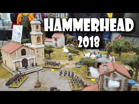 Hammerhead Wargames 2018