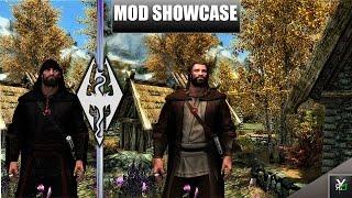 Skyrim Remastered Cloaks Capes Mod Showcase W Killerkev Daikhlo