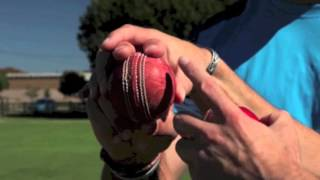 Bowling Grips for Swing and Reverse Swing