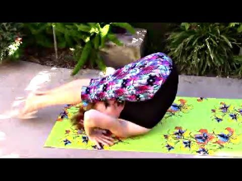 Gymnastics Drill For Strength And Flexibility With Coach Meggin!