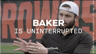 Baker Mayfield on Tyrod Taylor, Josh Gordon & Top 5 QBs