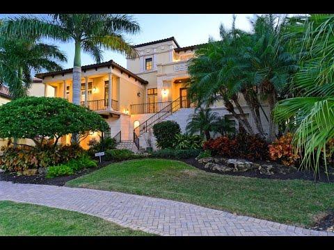 Exquisite Mediterranean Home in Bradenton, Florida