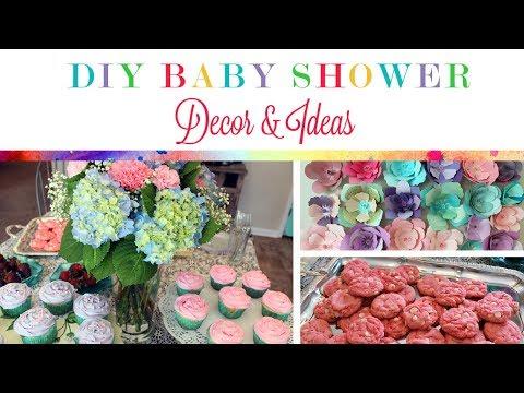 DIY Baby Shower Decor & Ideas | Sprinkle