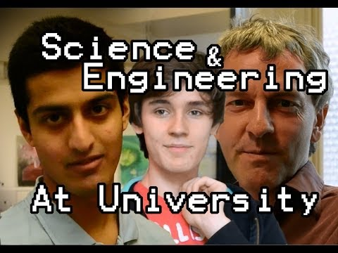 Science and Engineering at Bath University