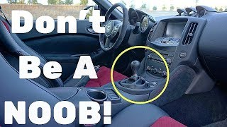 5 Things You Should Never Do In A Manual Transmission Vehicle!