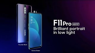 Oppo F11 Pro Official Trailer