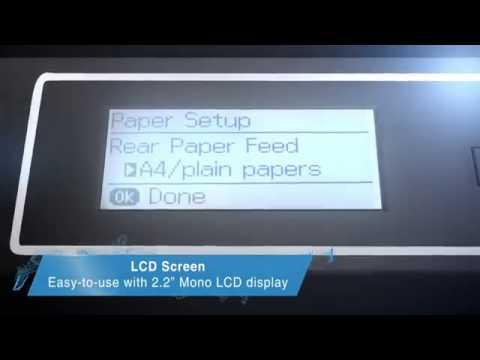 EPSON L565 PRINTER