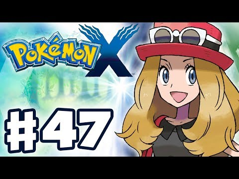 Pokemon X and Y - Gameplay Walkthrough Part 47 - Victory Road (Nintendo 3DS)