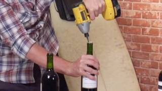 How To Open A Bottle Of Wine Without A Corkscrew For The Win