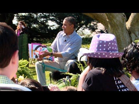 Highlights of the 2013 White House Easter Egg Roll