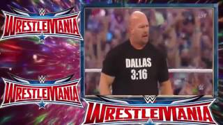 SHAWN MICHEALS,STONE COLD,MICK FOLEY RETURN