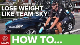 How To Lose Weight Like A Professional Cyclist With Team Sky