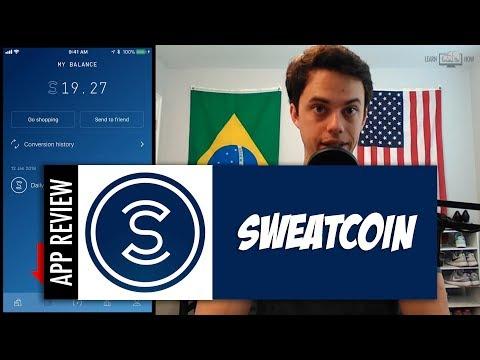 Sweatcoin - Earn Money for Walking