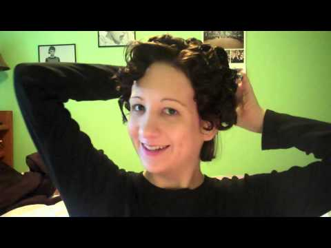 Rag Curls Fail ASMR