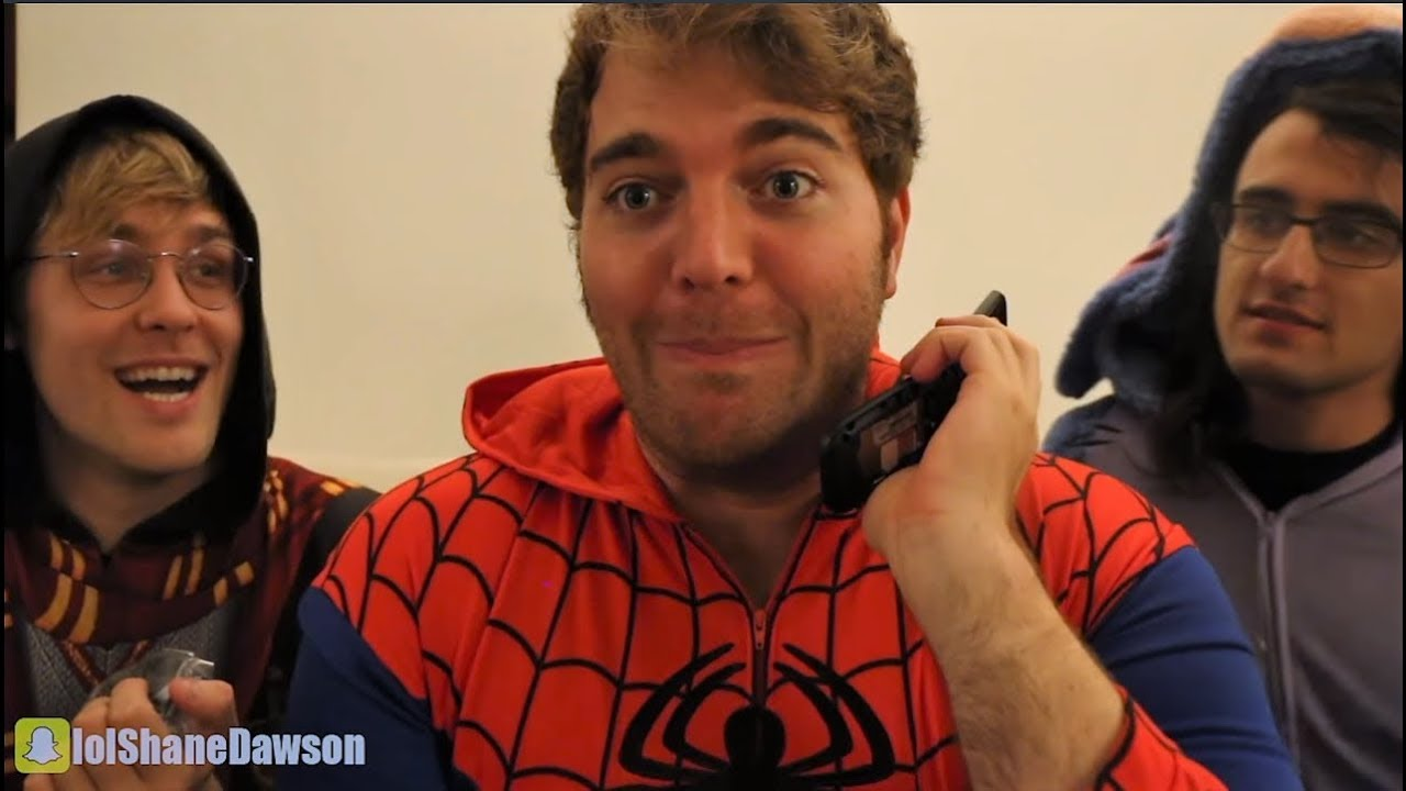 Shane, Drew & Garrett (The Spooky Boys)// Best Moments
