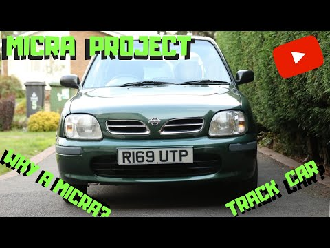 New Micra K11 Project!
