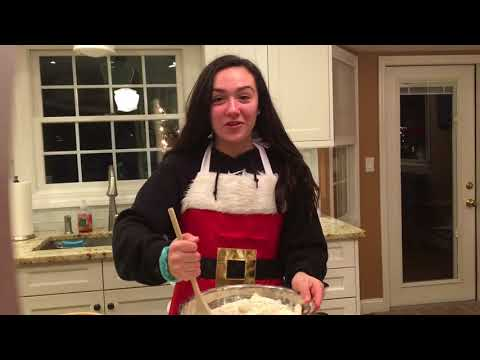 How to Make Christmas Cookies Spanish Project