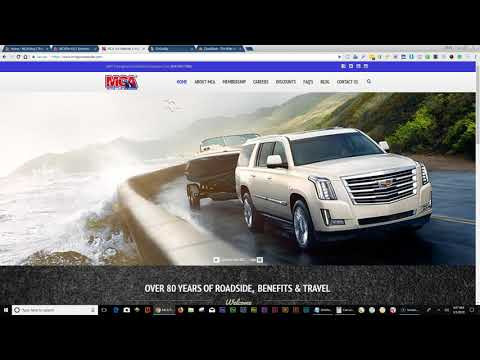 GET Your MCA Professional Website from TheMCAeShop NOW and Save!