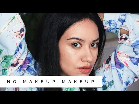 Spring NO MAKEUP Makeup | ALEXA LIKES