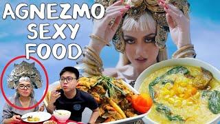 AGNEZ MO Buka Bisnis Restoran Manado Harga Anak Kos !! Long As I Get Food !!