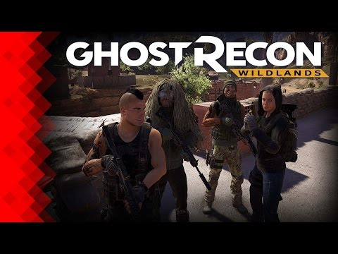 Glitches and Funny Moments | Ghost Recon Wildlands Beta