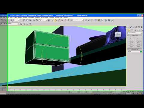 ARCHITECTURAL TUTORIAL on 3ds Max part 5 cabinet