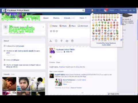 HOW TO ADD EMOTICONS ON FACEBOOK SAFE AND SIMPAL