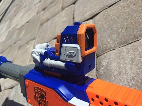 [REVIEW] Nerf Pinpoint Sight Unboxing, Review, & Opinion