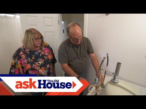 How to Upgrade a Bathroom Vanity