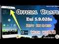 ✔Get Official eui 5.9.028s | VoLTE Update | Letv Le1s/Eco | Best Battery Backup | Magisk safety net.