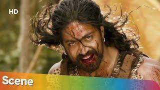 Gajakesari (2014) - Flashback Super Action Fighting Scene - Superhit Kannada Movie