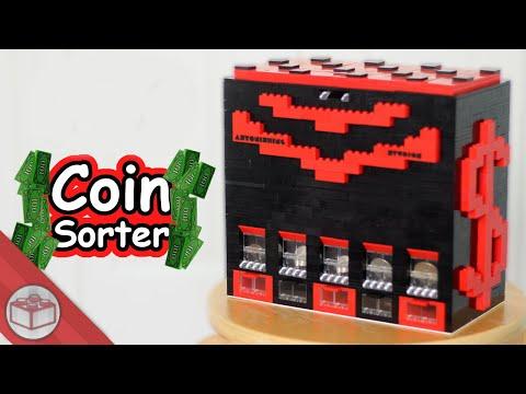 Ultimate LEGO Coin Sorter