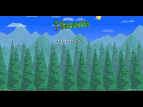Let´s Play Terraria (german/Reborn mod) part 1