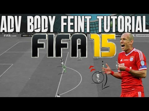 FIFA 15 Tutorials & Tips | Advanced Body Feint | Best Skill Move (FUT 15 & H2H) The FIFA Guide